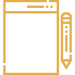 icon: content creation
